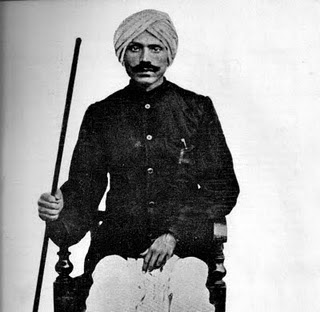 Subramania Bharathiar - Rare Photos