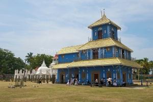 Upulvan Devale in Devinuruwa, Matara